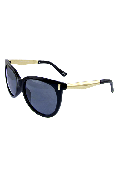 Womens horned hybrid sunglasses