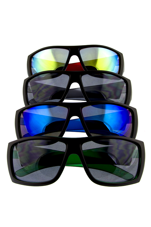 Mens crate drop square style sunglasses