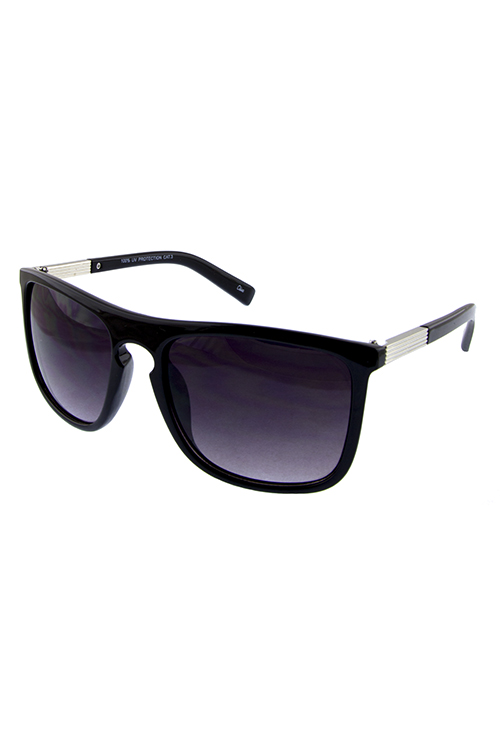 Womens plastic square vintage sunglasses