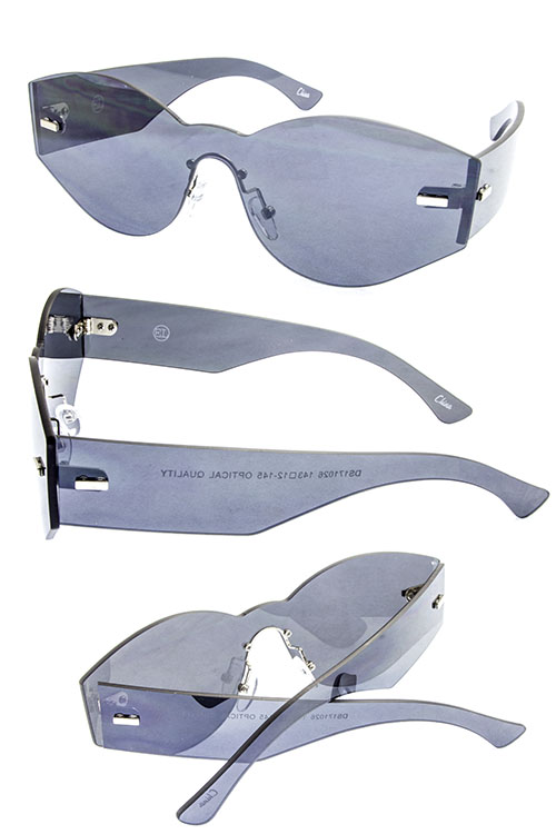 SHATTERPROOF EXCLUSIVE POLYCARBONATE WOMENS FASHION SUNGLASSES