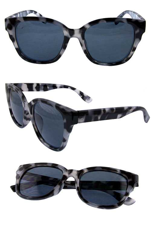 Womens square fancy cute fashion sunglasses