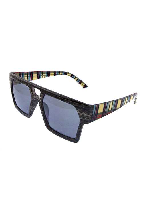 Womens high fashion square style sunglasses