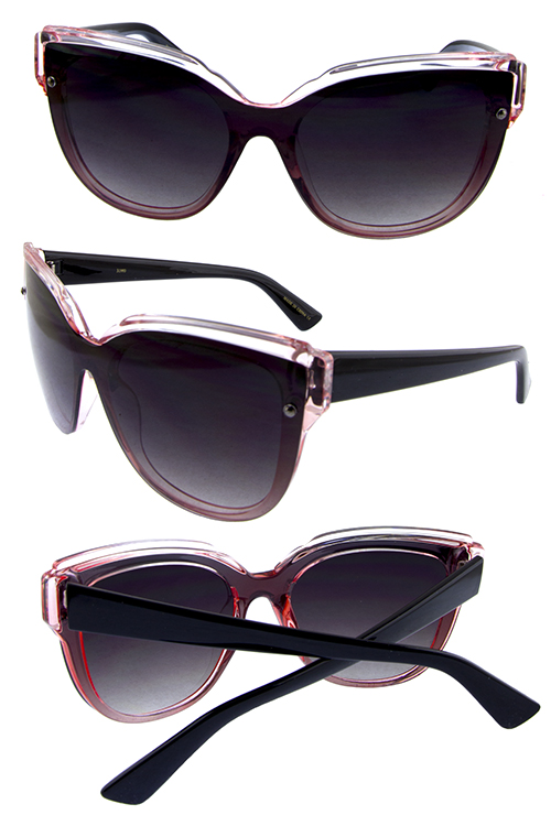 Womens chic evocative fashion sunglasses
