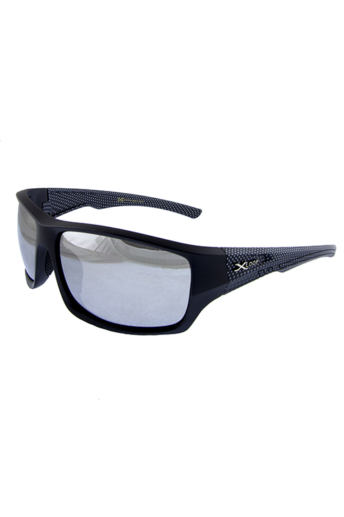 Mens classic action athletic sunglasses