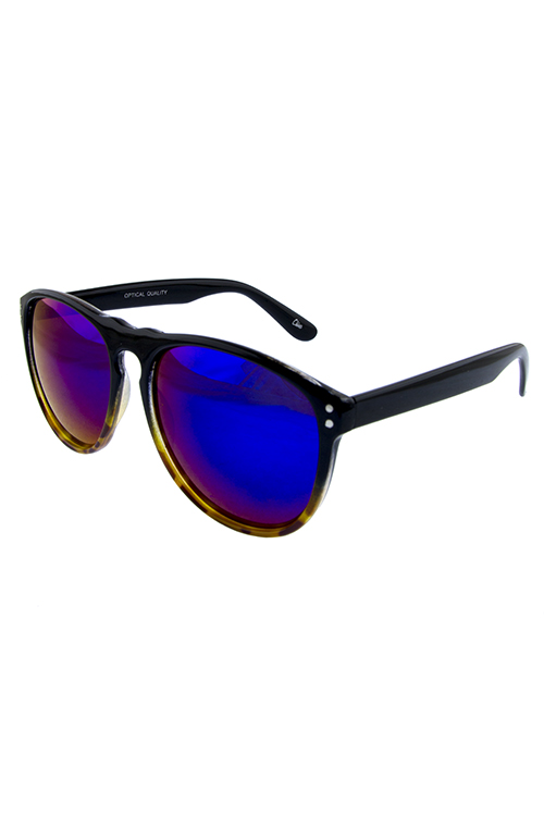 Unisex bombom dapper horned sunglasses DD-UHG82001